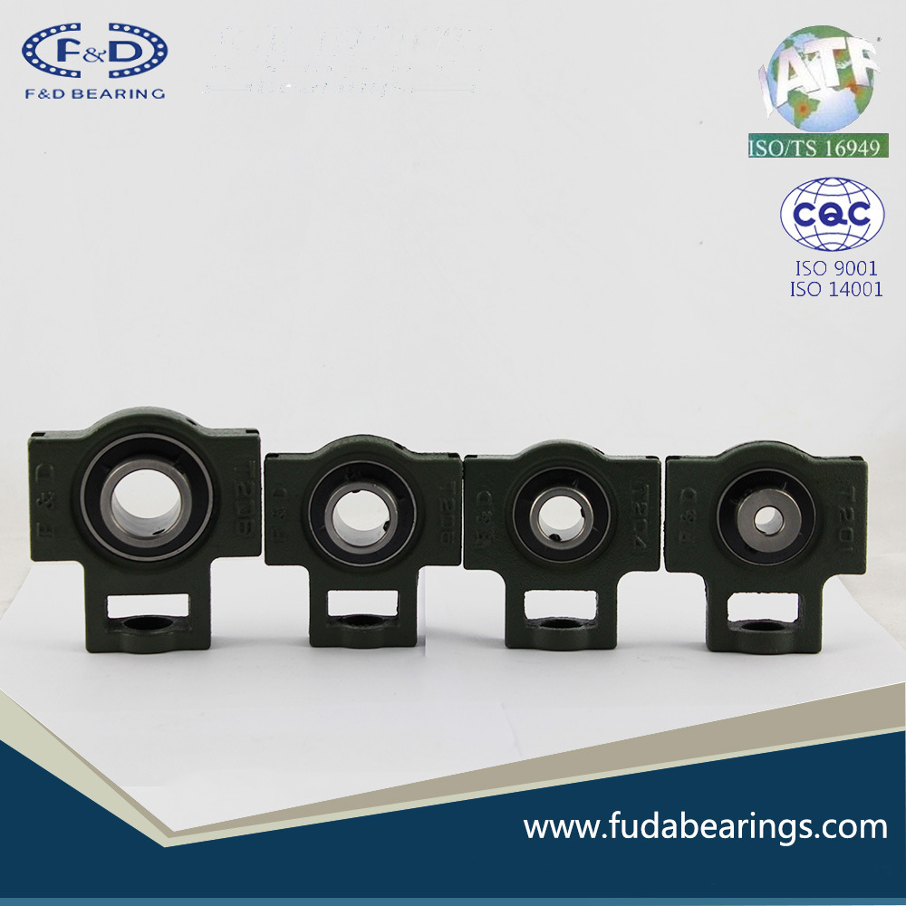 F&D pillow block bearing UCT311