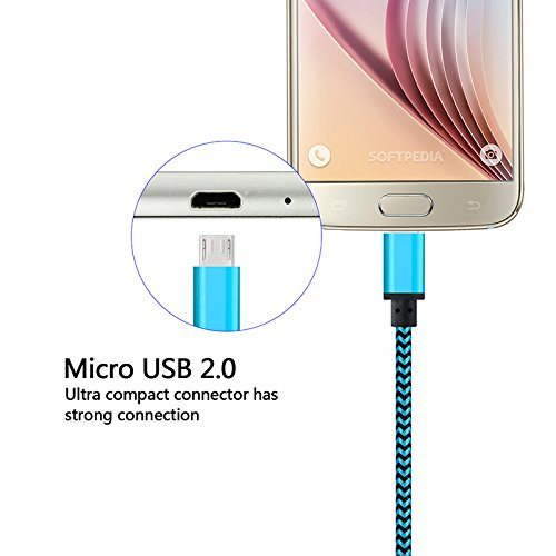 DC5V 2A Mobile Phone Charger USB Data Cable for Samsung
