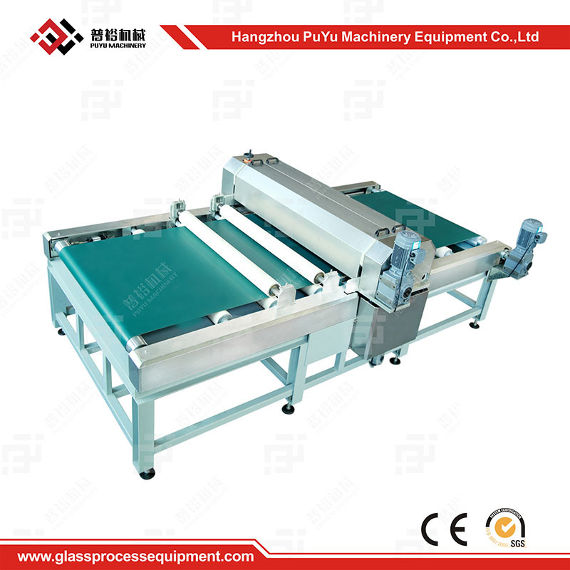 Double Roller Glass Coating Production Line for Solar Glass