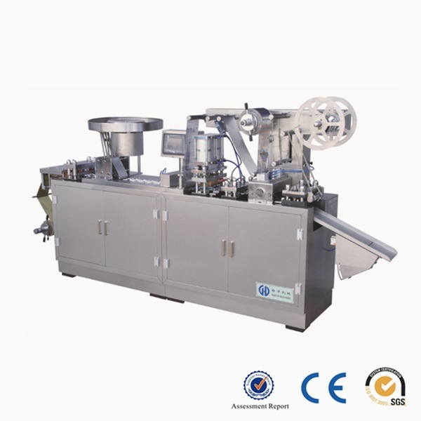 DPP150E Blister Packing Machine/ Al-Plastic Packing for Tablet and Capsule