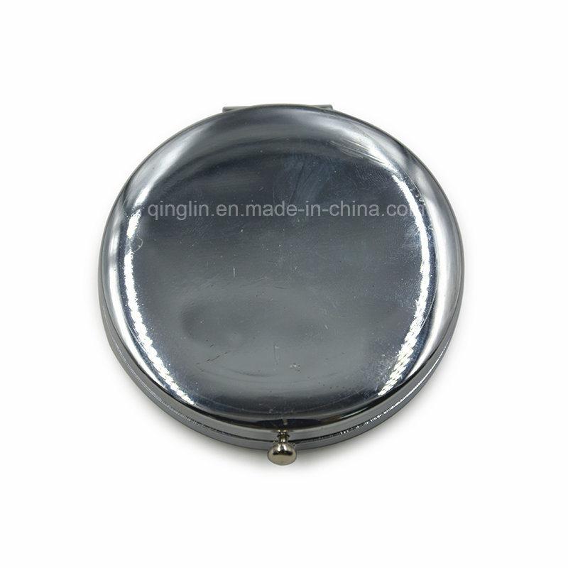 Hot High Quanlity Promotional Custom Metal Makeup Mirror