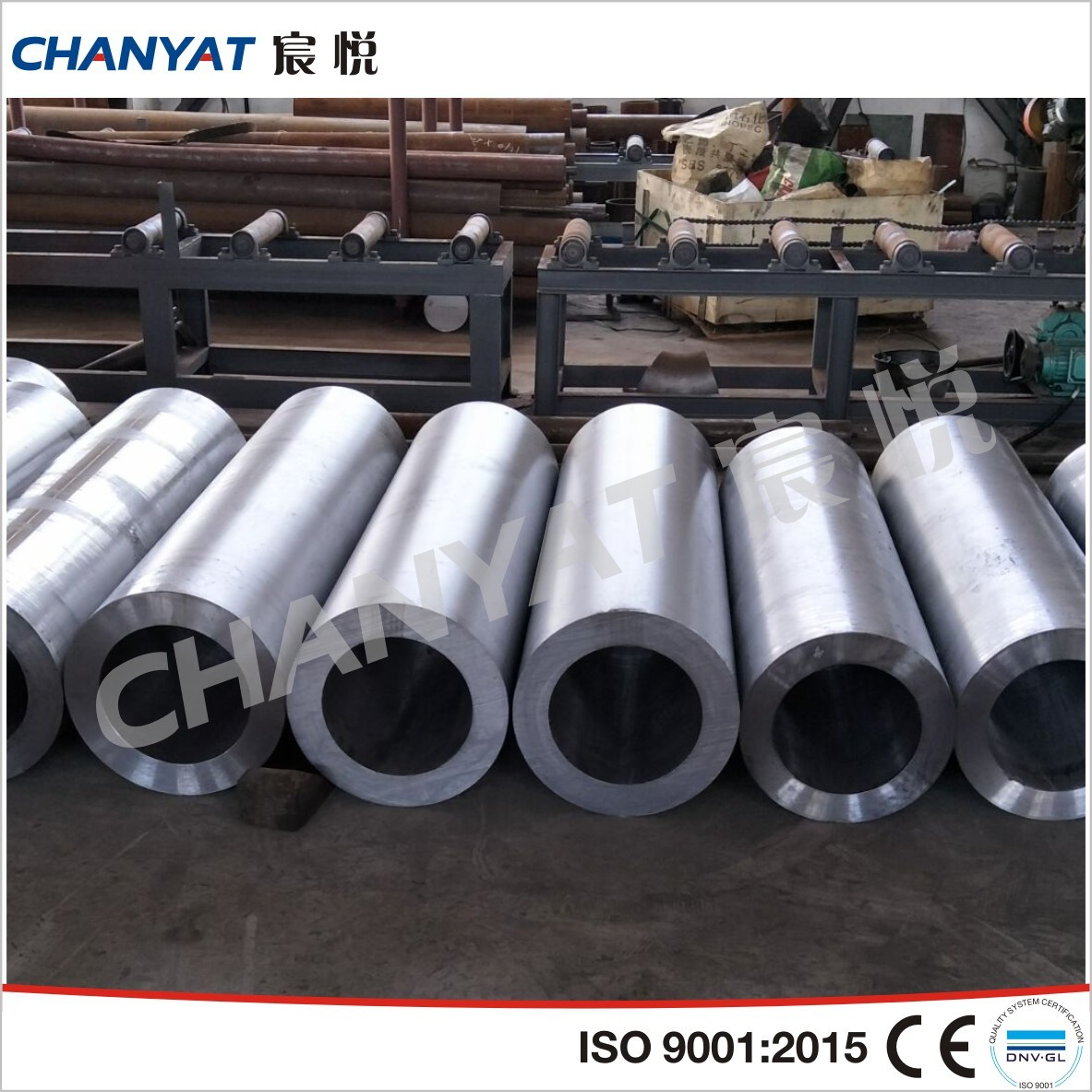 Stainless Steel Seamless Pipe as Per A312 (TP304L, TP310S, TP316L)