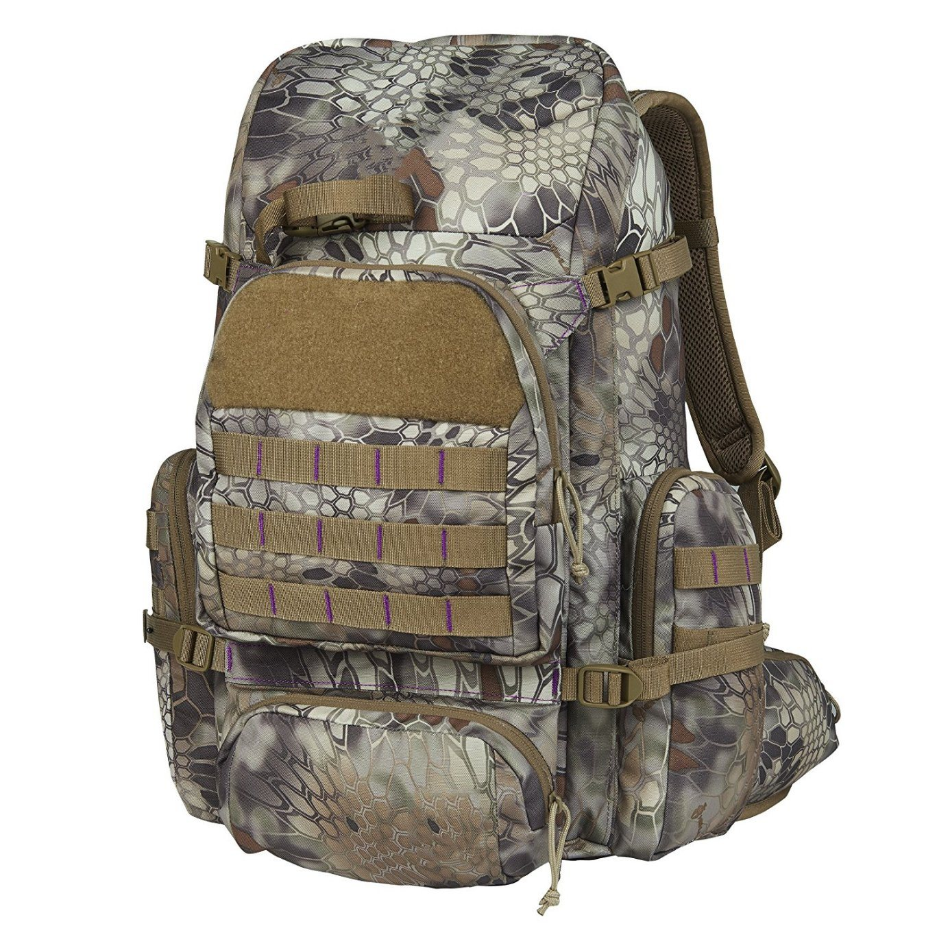 High Quality Camo Highlander Backpack