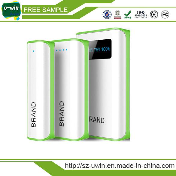 2017 New Digital Display Power Bank 10000mAh Portable Charger Powerbank