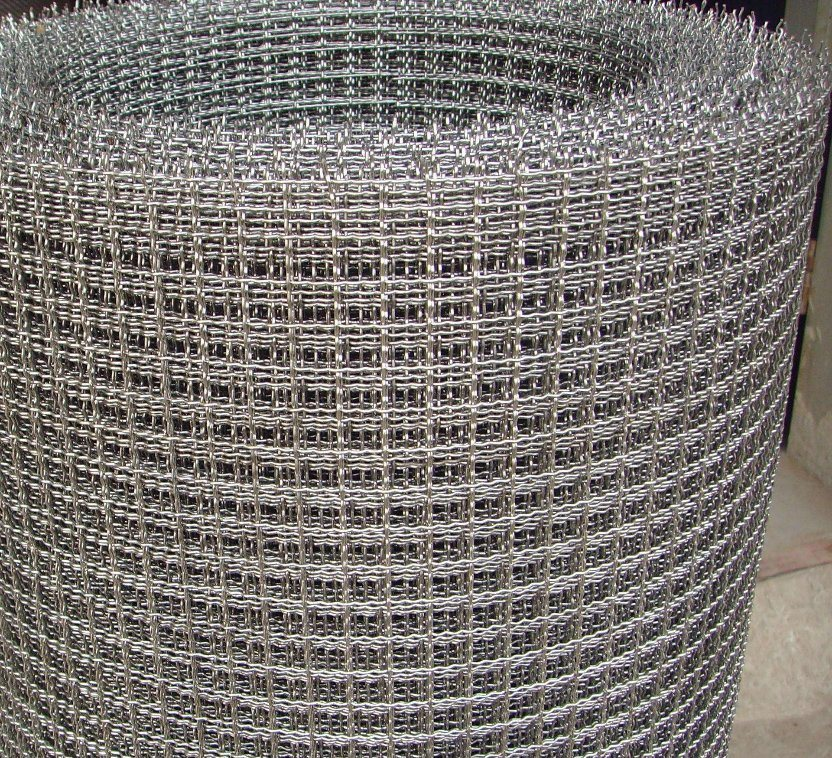 Crimped Wire Mesh, Mine Linear Vibrating Screen, Mineral Screen Mesh