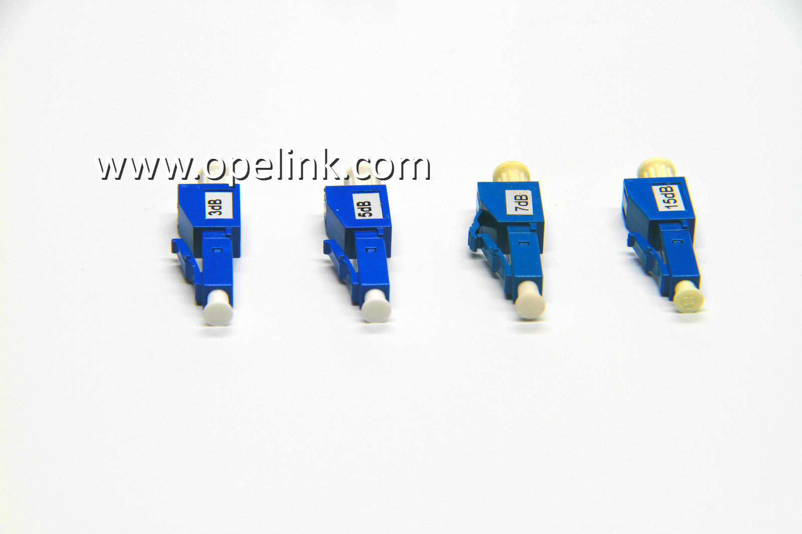 Female-Male Attenuator Fiber Optic Systems DWDM EDFA