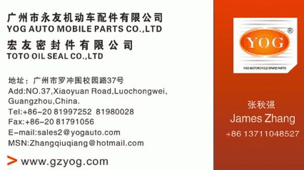 Yog Motorcycle Parts LED Light Winker Lamp Universal Type