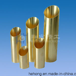 Aluminum Brass Tube, C68700 Al-Brass Tube, Brass C44300, Copper Nickel C70600 C71500 for Seawater Desalination, Heat Exchanger, Brass Seamless Tube