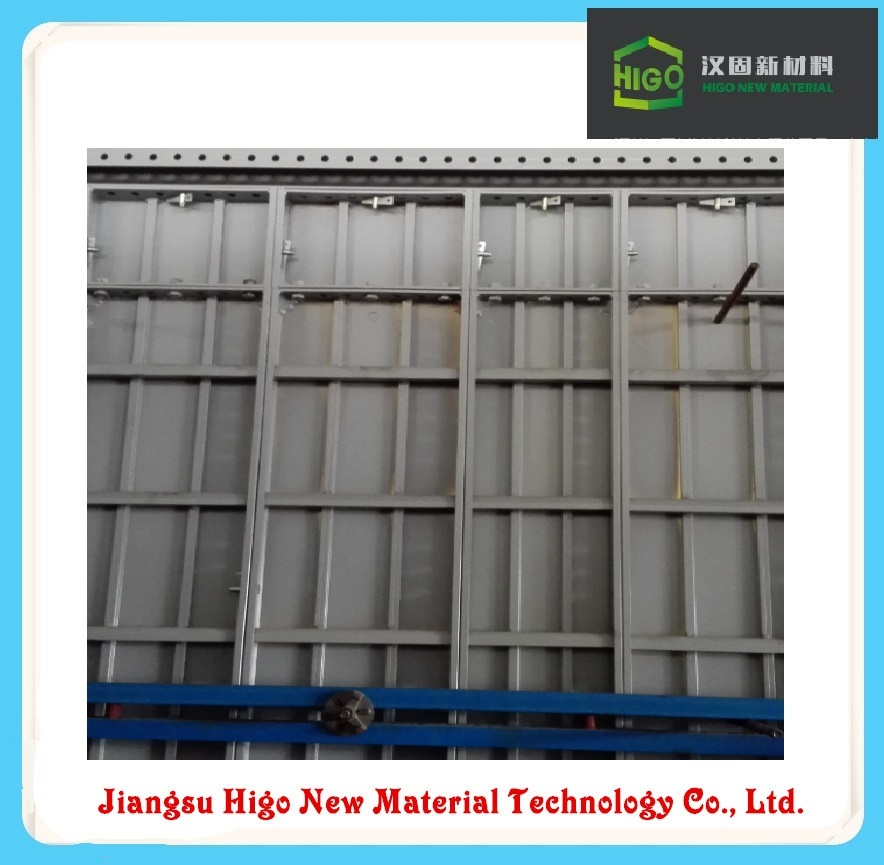 Anodized Aluminum Formwork Panels/ Building Material Formwork System