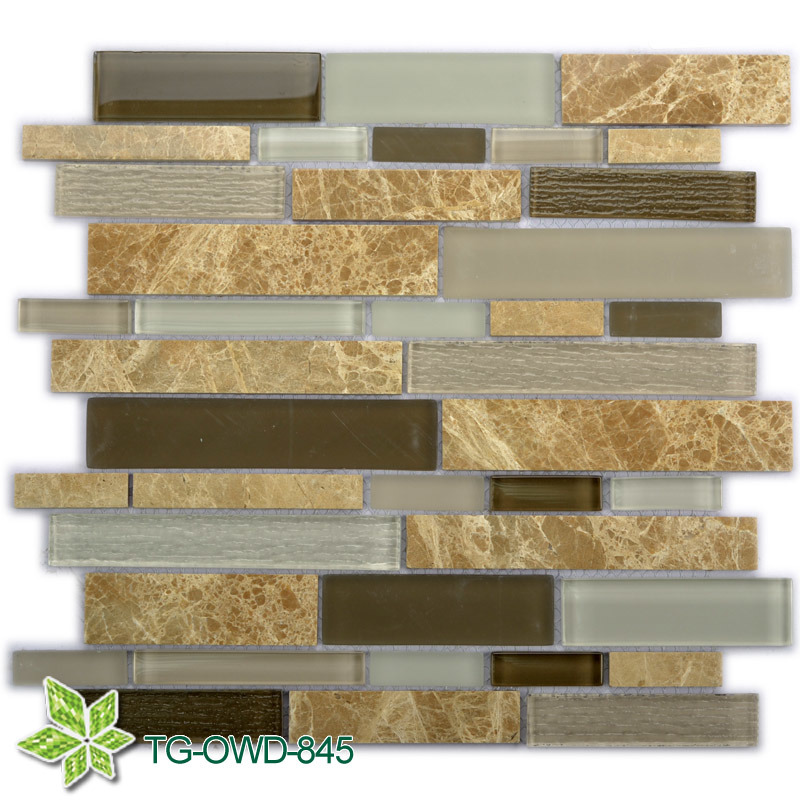 Living Room Mosaic Tile (TG-OWD-875)