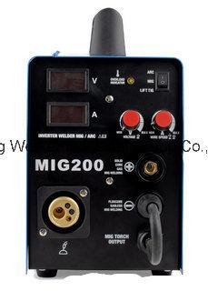 Multifunction Inverter IGBT MIG/TIG/MMA Welder