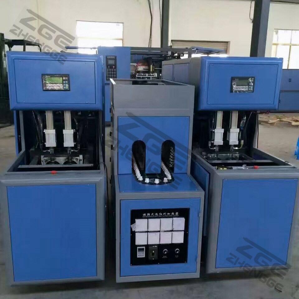 2000bph Pet Plastic Mineral Water Botttle Blow Mouding Machine