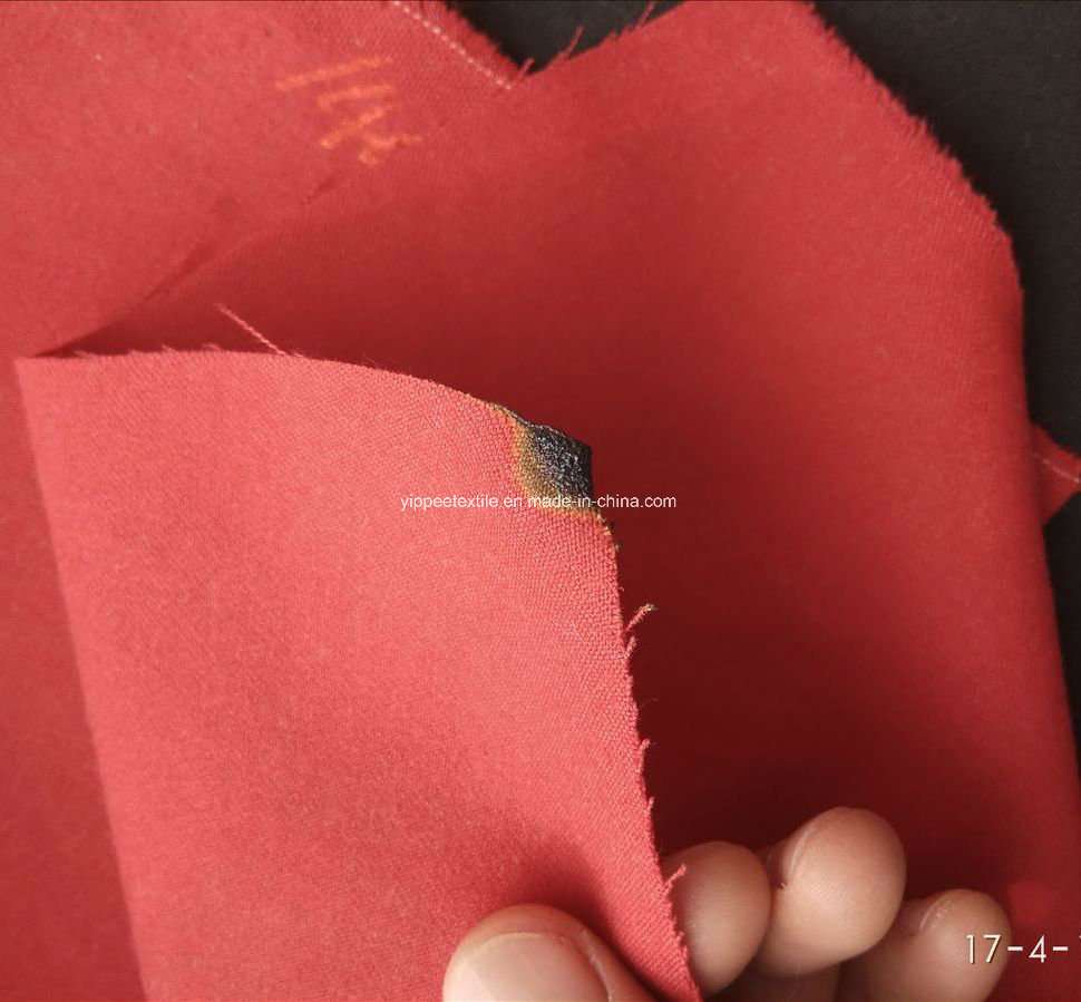 215G/M2 Flame Retardant Nomex Iiia Twill Uniform Fabric