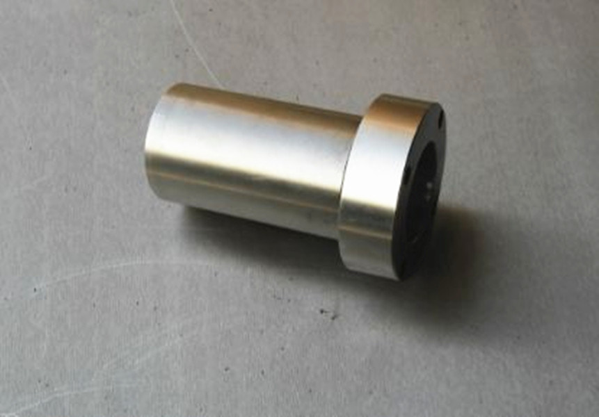 High Precision CNC Turned Aluminum Parts