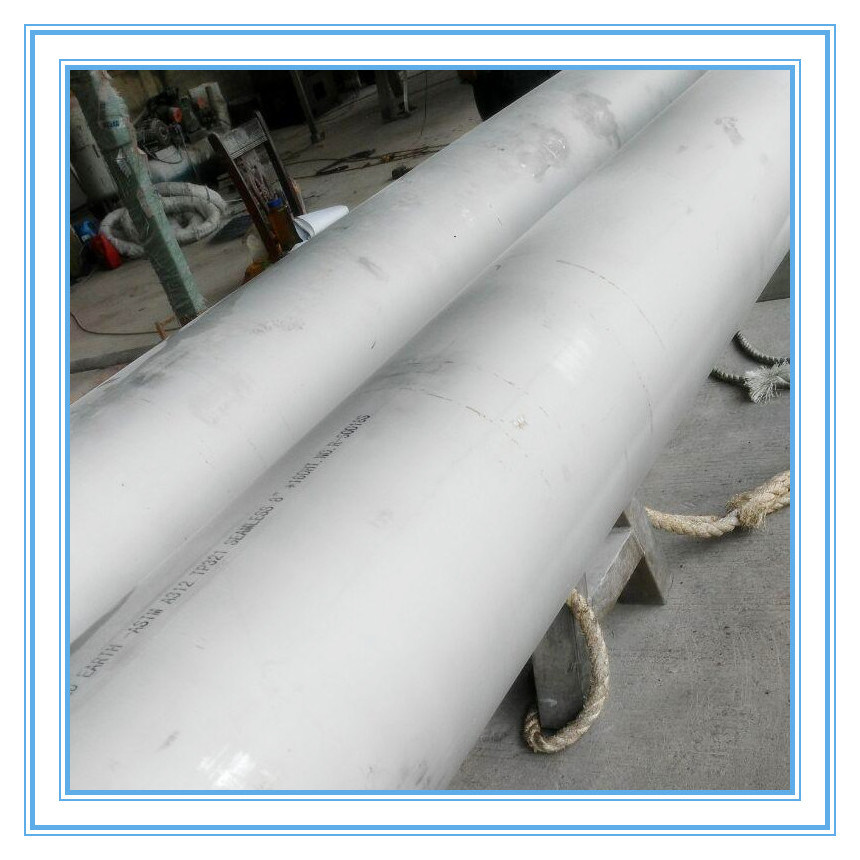 ASTM A312 Tp321 Stainless Steel Pipe for Chemical Industry &Oil Gas Transporting Line