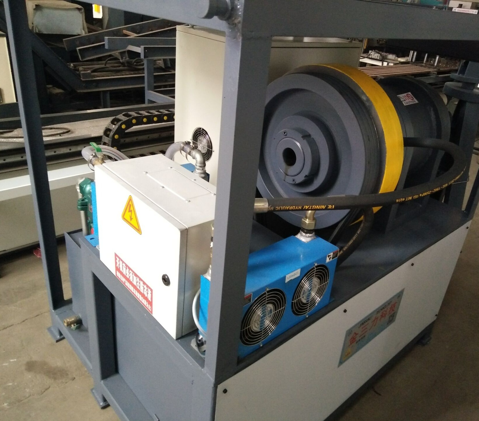 Dgcx-90 Small Pipe Arrow Machine Forming with New Technology