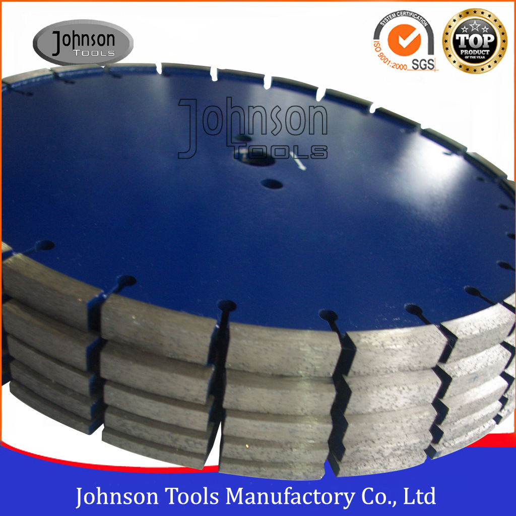350mm Diamond Loop Saw Blade for Concrete and Asphalt