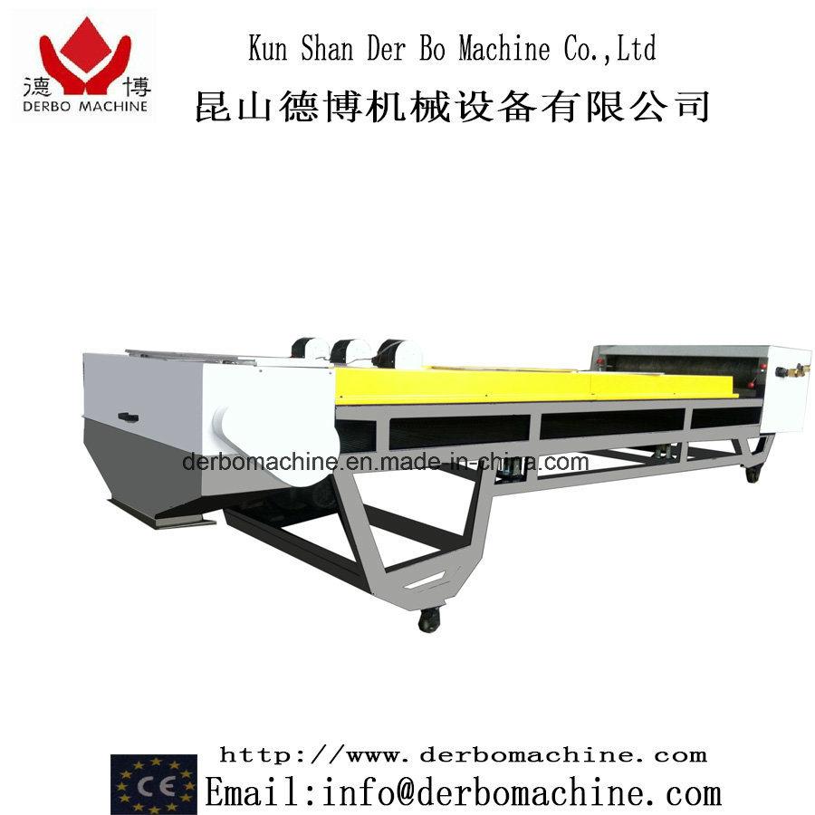 Powder Coating Air Cooling Belt Machine