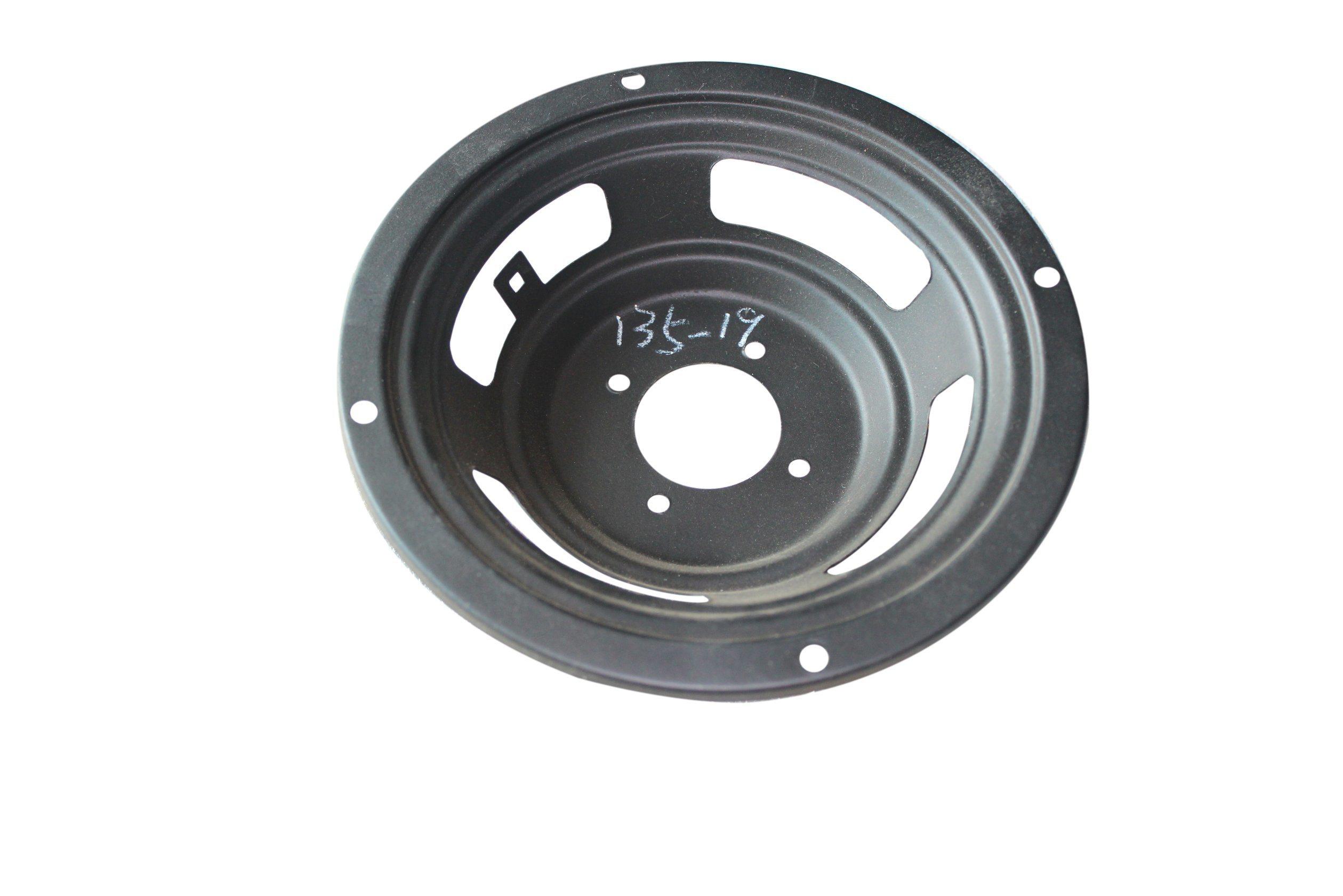 New Design High Quality 5inch Die Cast Speaker Parts-Speaker Basket