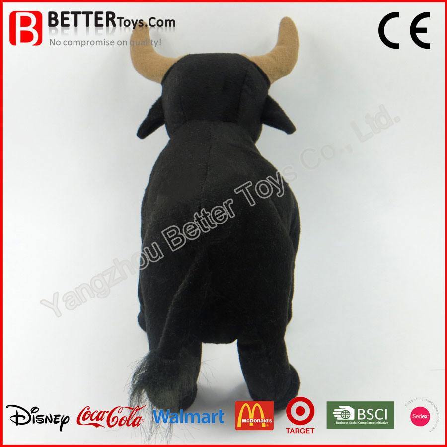 Children/Kids/Baby Plush Toy Stuffed Animal Buffalo