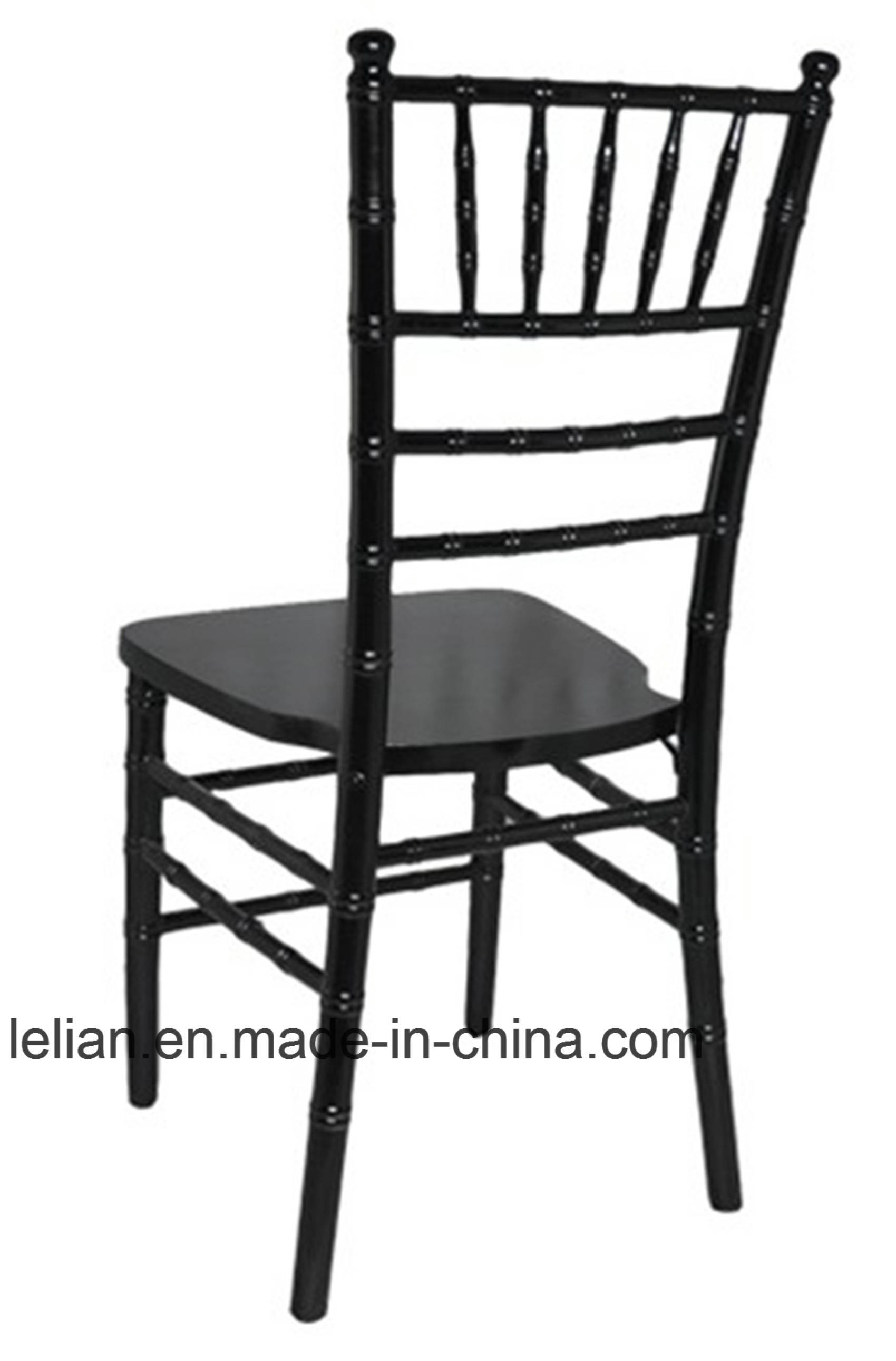 Metal Stack Wedding Chiavari Tiffany Chair (LL-0060C)