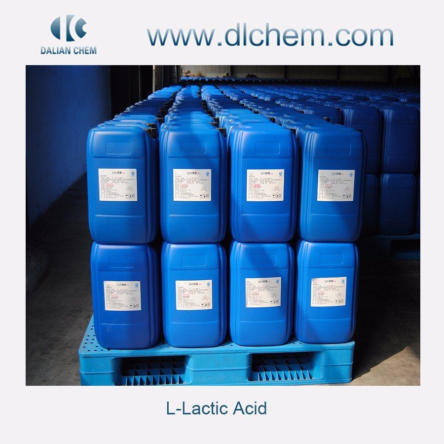 L-Lactic Acid of Supreme Quality Food Additive Liquid