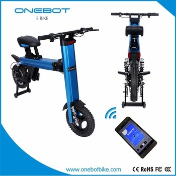 Unique Design Folding Ebike with Ce FCC RoHS