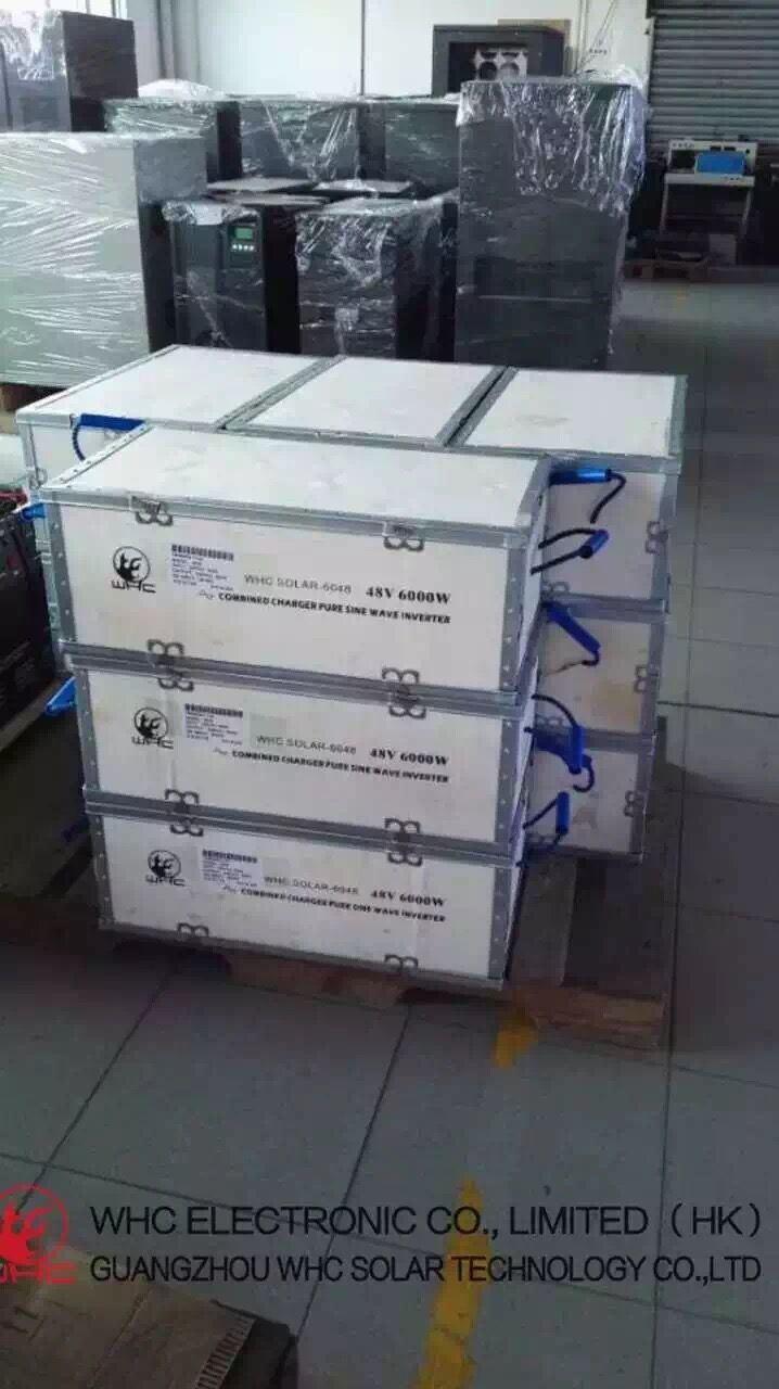 Intelligent Low Frequency Solar Power 1000W Inverter