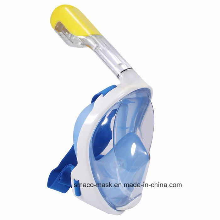 Water Sports Diving Equipment Full Face Seaview 180 Snorkel Mask