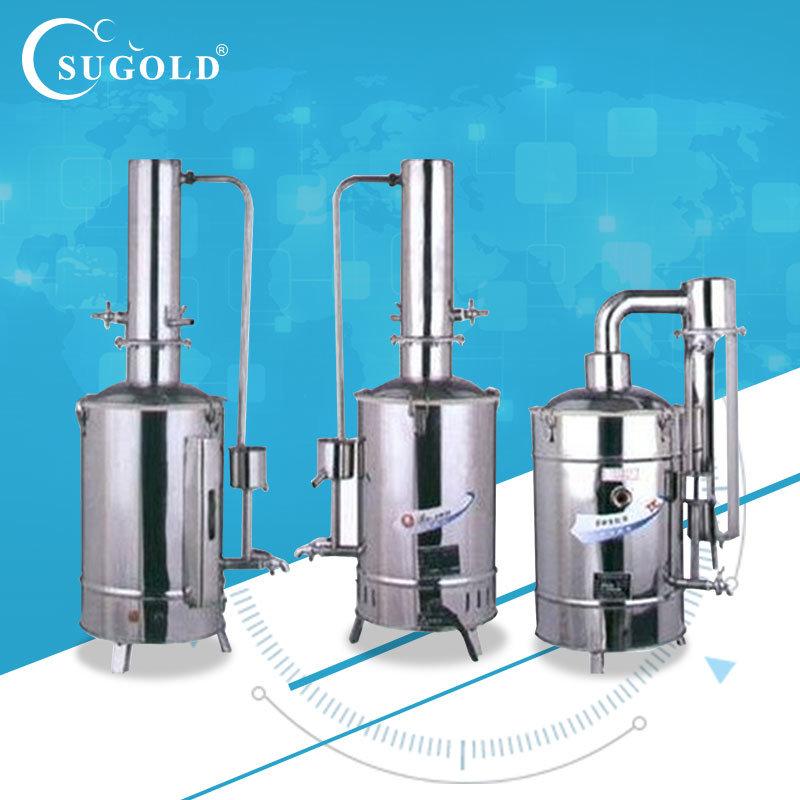 Dz Series Stainless Steel Electric Double Distillerd Water Distiller