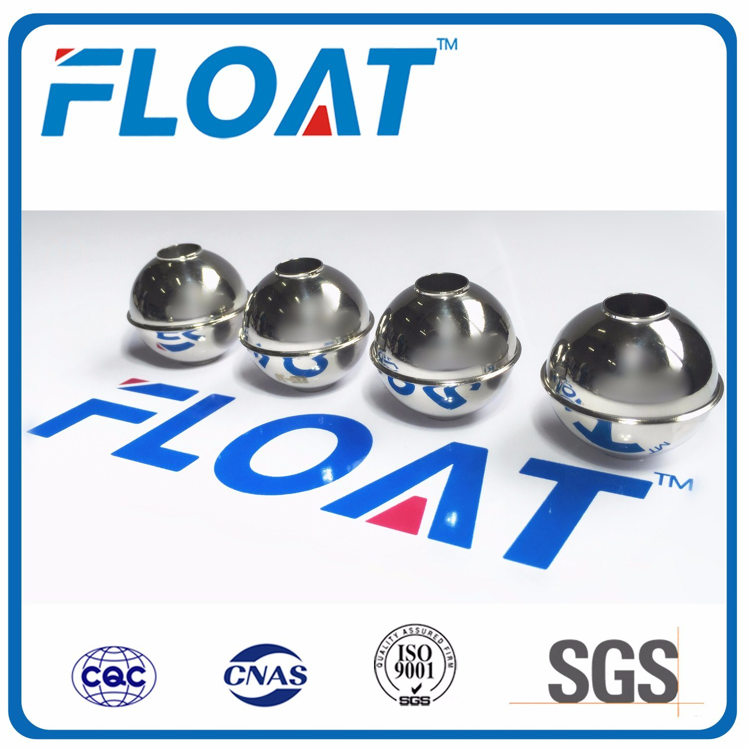 316L Stainless Steel Ball Magnetic Float Ball for Level Meter Level Controller