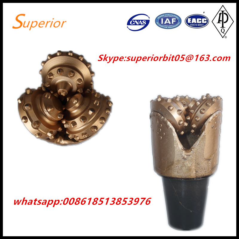 Tricone Bit 12 1/4′′ Rock Roller TCI Drilling Equipments