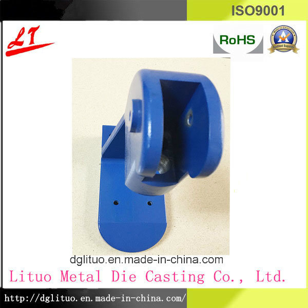 Hardware Aluminum Die-Casting Mold for Telecom Components
