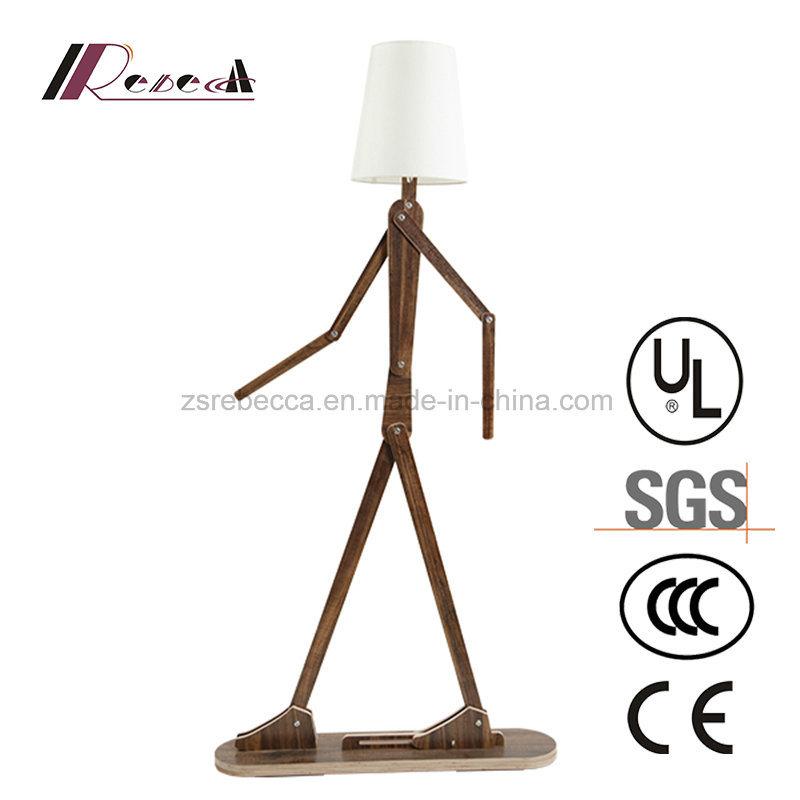 China Creative Funny Man Shape Adjustable Floor Lamp China Floor ...