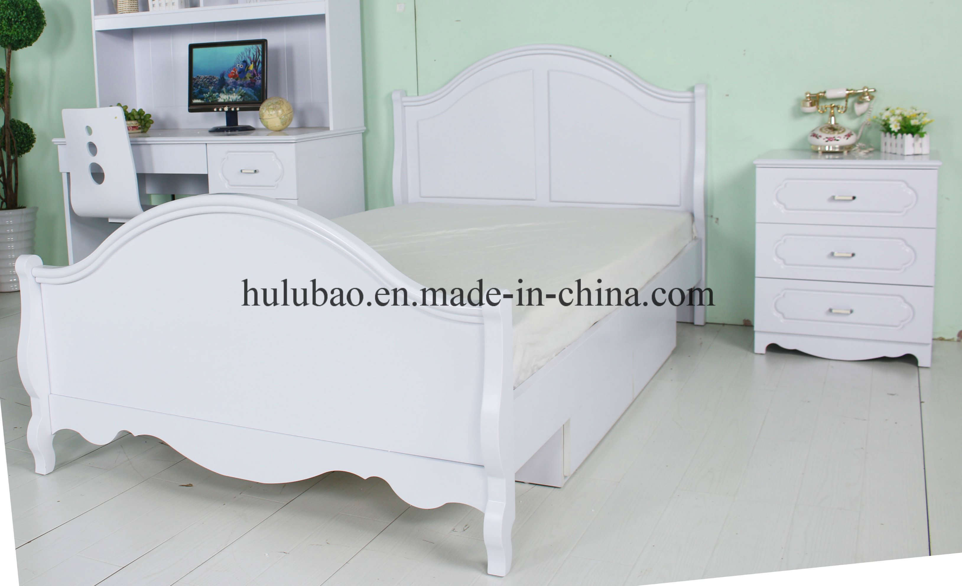 Children Furniture Set Baby Furntiure Kids Bedroom Set 2017 New