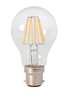 LED G125 Filament Light Bulb 6W 8W 10W 12W 14W 16W 18W