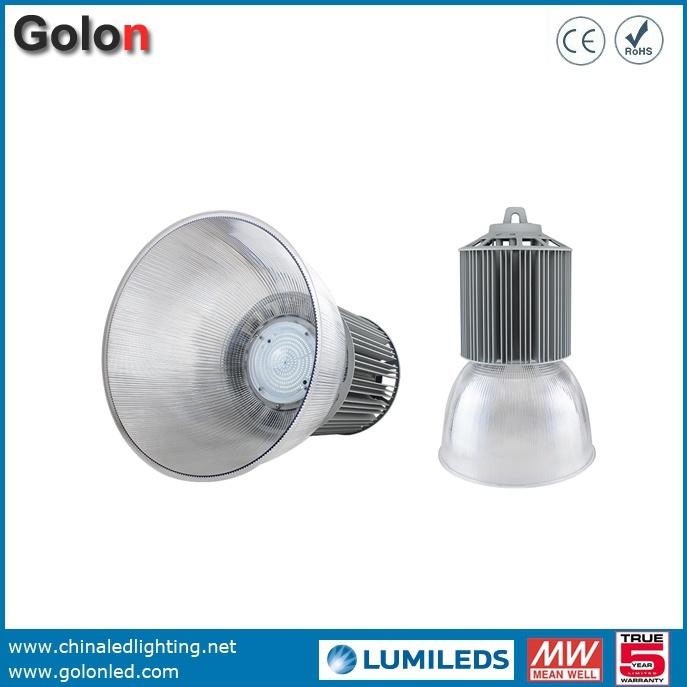 110lm/W 60W 80W 100W 120W 150W 200W 250W 300W LED High Bay Light Fittings