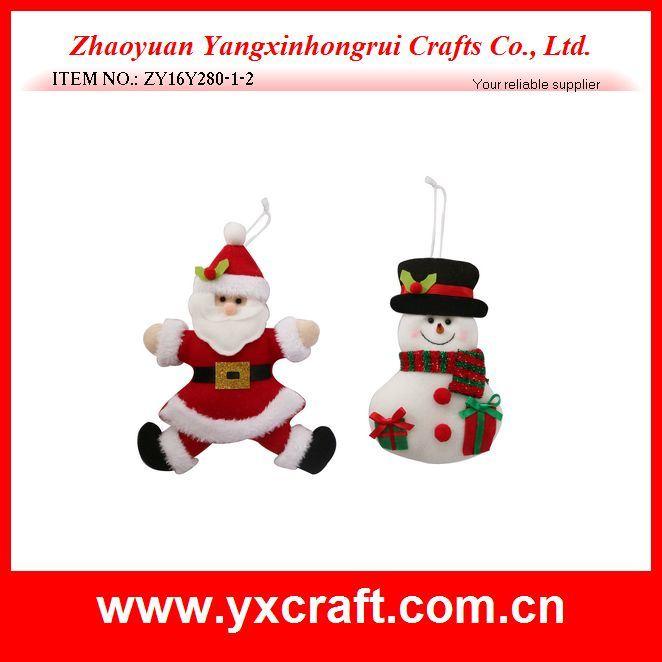 Christmas Decoration (ZY15Y060-1-2) Christmas Rag Doll