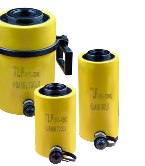 Hollow Plunger Hydraulic Cylinder (HHYG Series)