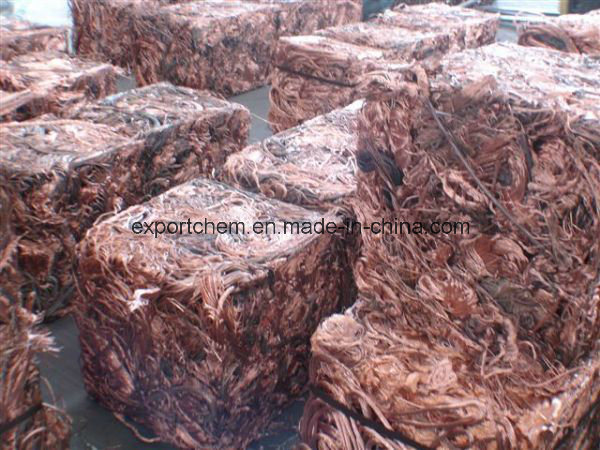 Hot Sale and Competitive Price Copper Wire Scrap 99%