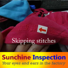 Quality Inspection Service of Clothing Fabric in Nantong Suzhou