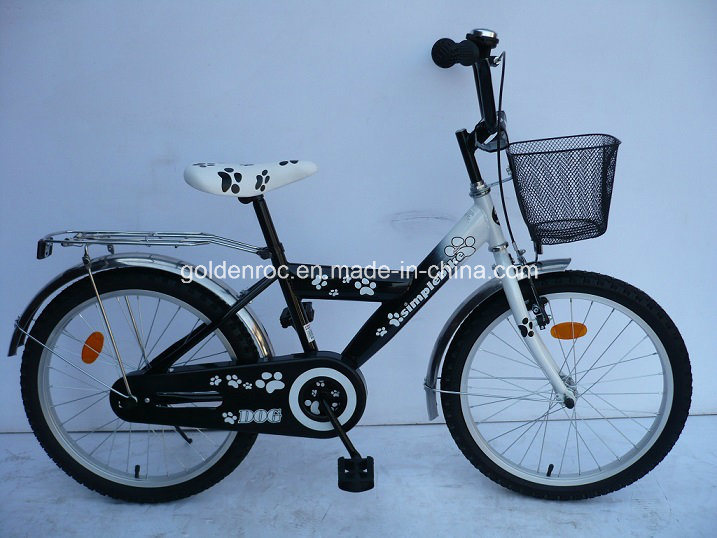 "20"" Steel Frame Children Bicycle (2066)"