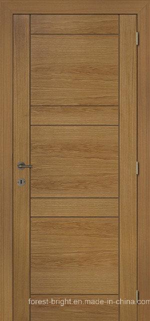 Natural Veneered Flush Door S6-06