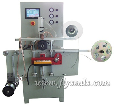 Automatic Winding Machine for Spiral Wound Gasket (PX 300C)