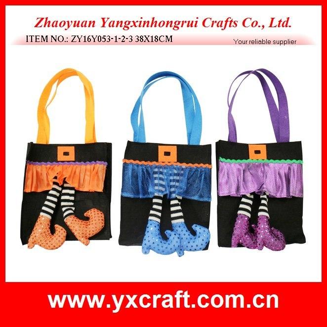 Halloween Decoration (ZY16Y053-1-2-3 38X18CM) Halloween Skirt Bag