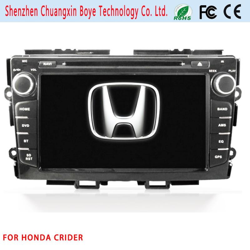 Car Navigation Car Video for Honda Crider