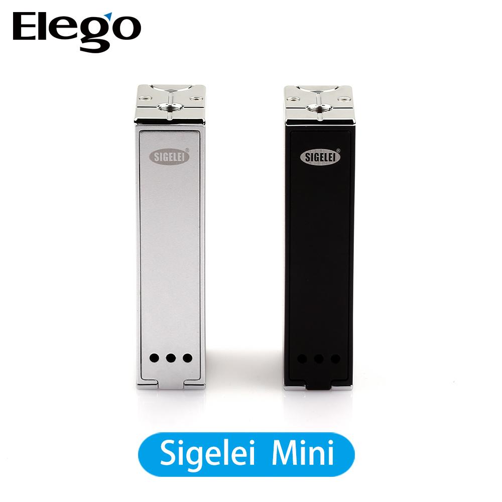 Originail E-Cigarette Sigelei Mini Mechanical Mod (30W)