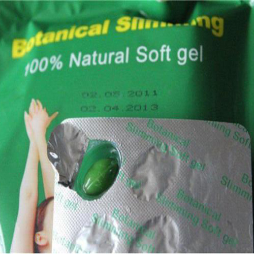 Weight Loss Products Slimming Capsules 100% Natural Soft Gels