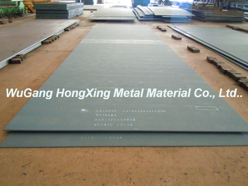 Low Alloy&High Strength Steel Sheet Q390A,