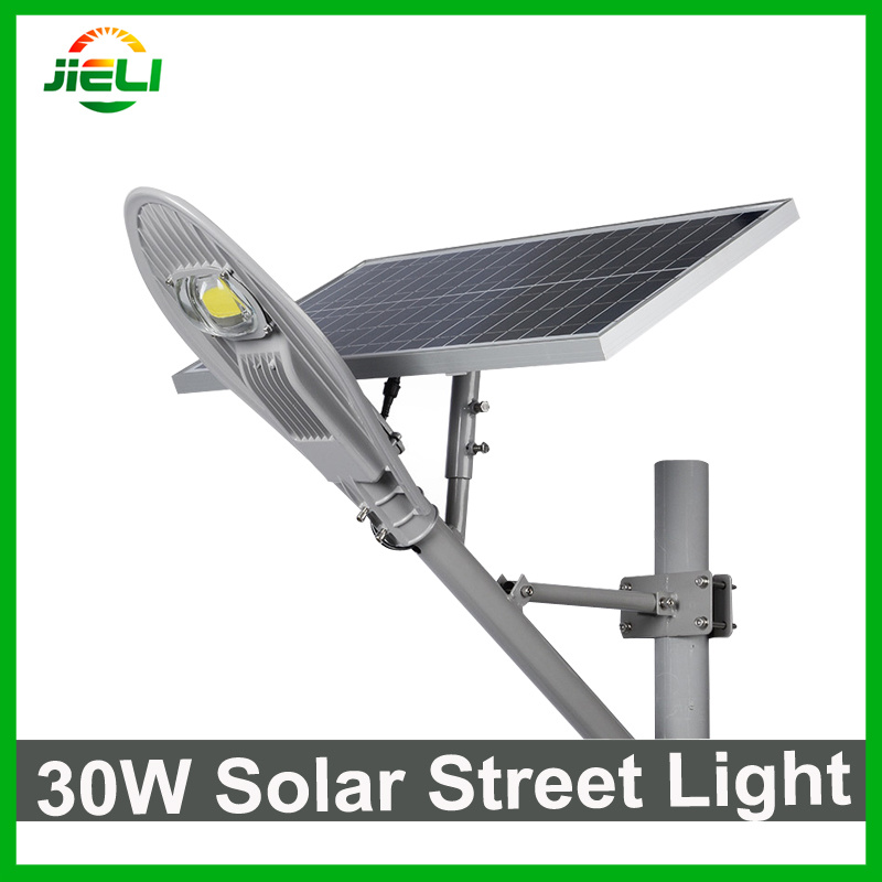 2016 New Style Outdoor 30W COB LED Solar Street Light